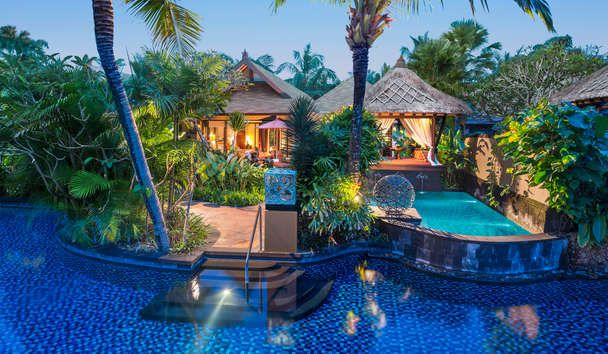 bali ubud honeymoon resorts