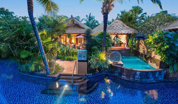 bali ubud honeymoon resorts