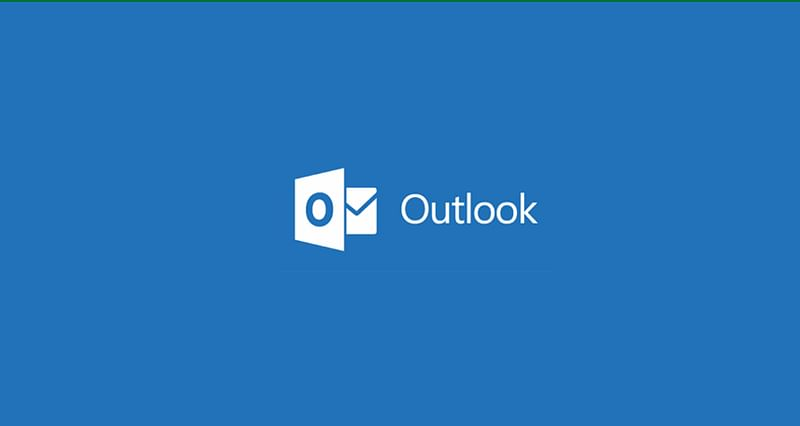 Error on Microsoft Outlook