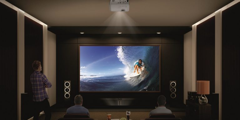 projecter renting